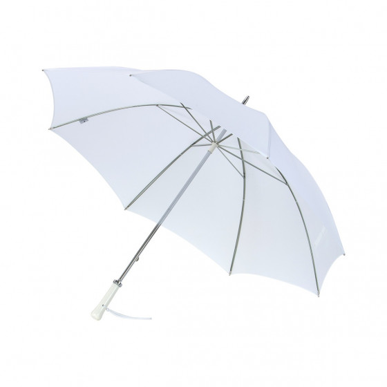 Parapluie golf blanc spécial Mariage