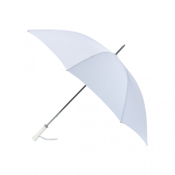 Parapluie de golf blanc Piganiol