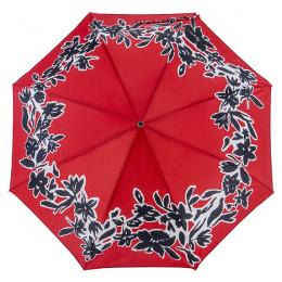 Parapluie Floral Arty Rouge pliant auto