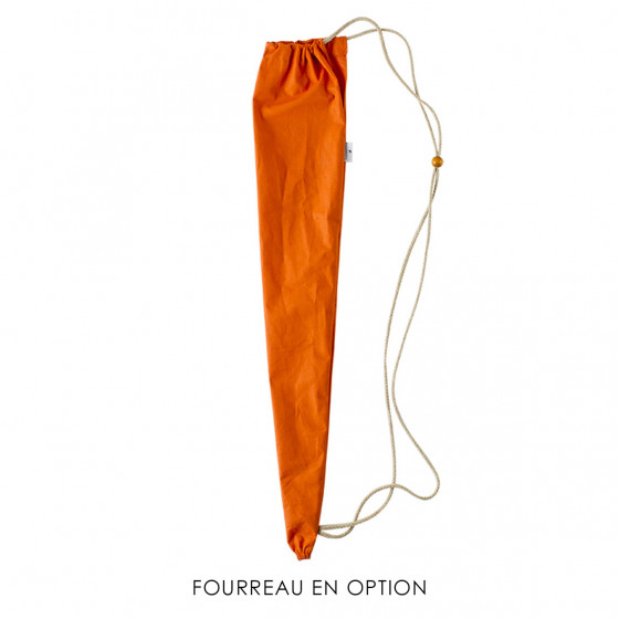 Parapluie de Berger Orange Piganiol