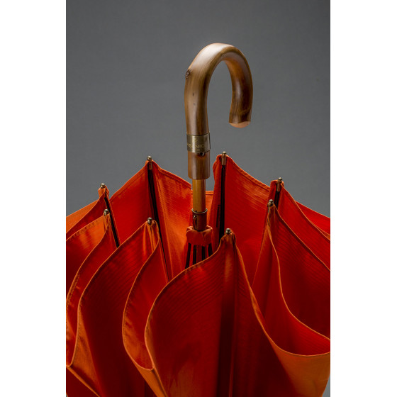 Broderie Parapluie L'Aurillac Femme Orange