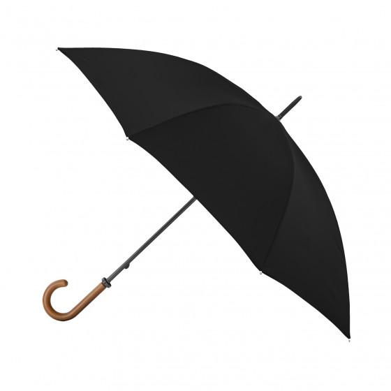 Parapluie de Golf droit manuel noir