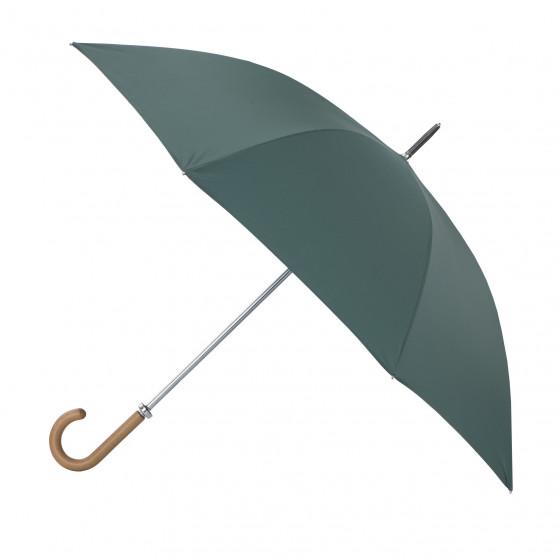 Parapluie de Golf droit manuel vert bouteille