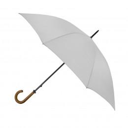 Parapluie de Golf droit manuel Blanc