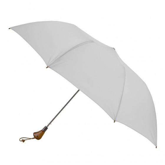 Parapluie de Golf pliant automatique Blanc