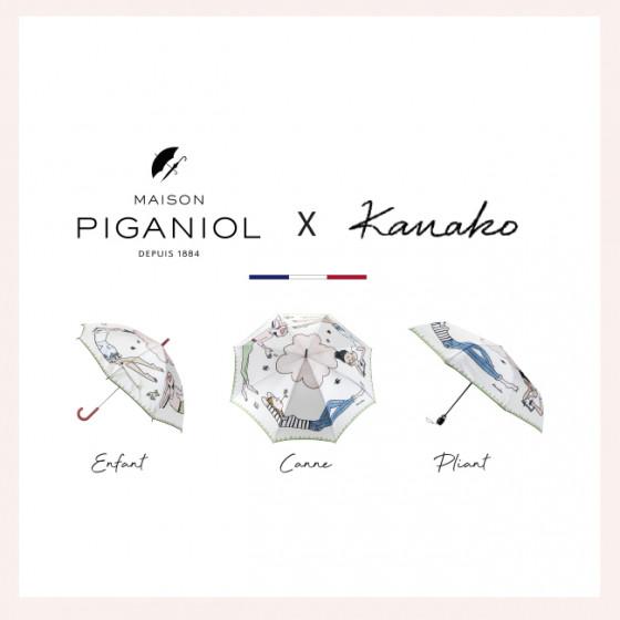 Collaboration Maison Piganiol X Kanako Kuno