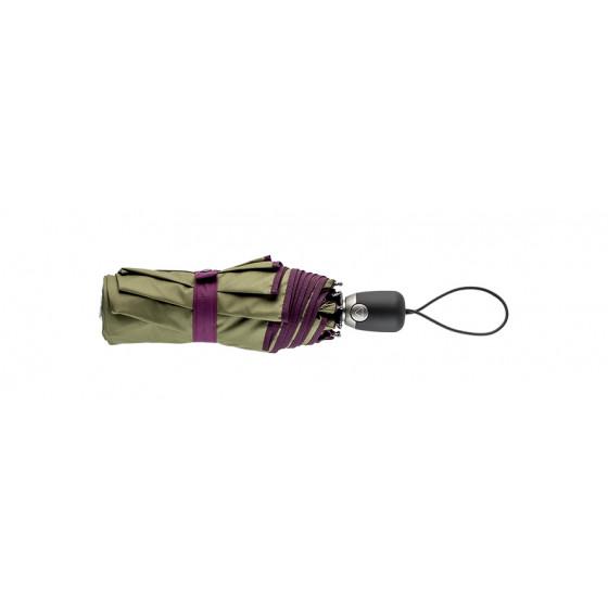 Parapluie Femme Pliant Cyprès finition Prune