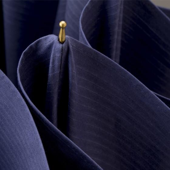 Aiguillettes Parapluie L'Aurillac Femme Bleu
